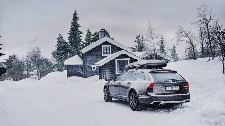 Sezónní nabídky příslušenství Volvo