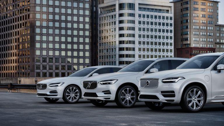 Nabídka ojetých a Volvo Selekt vozů