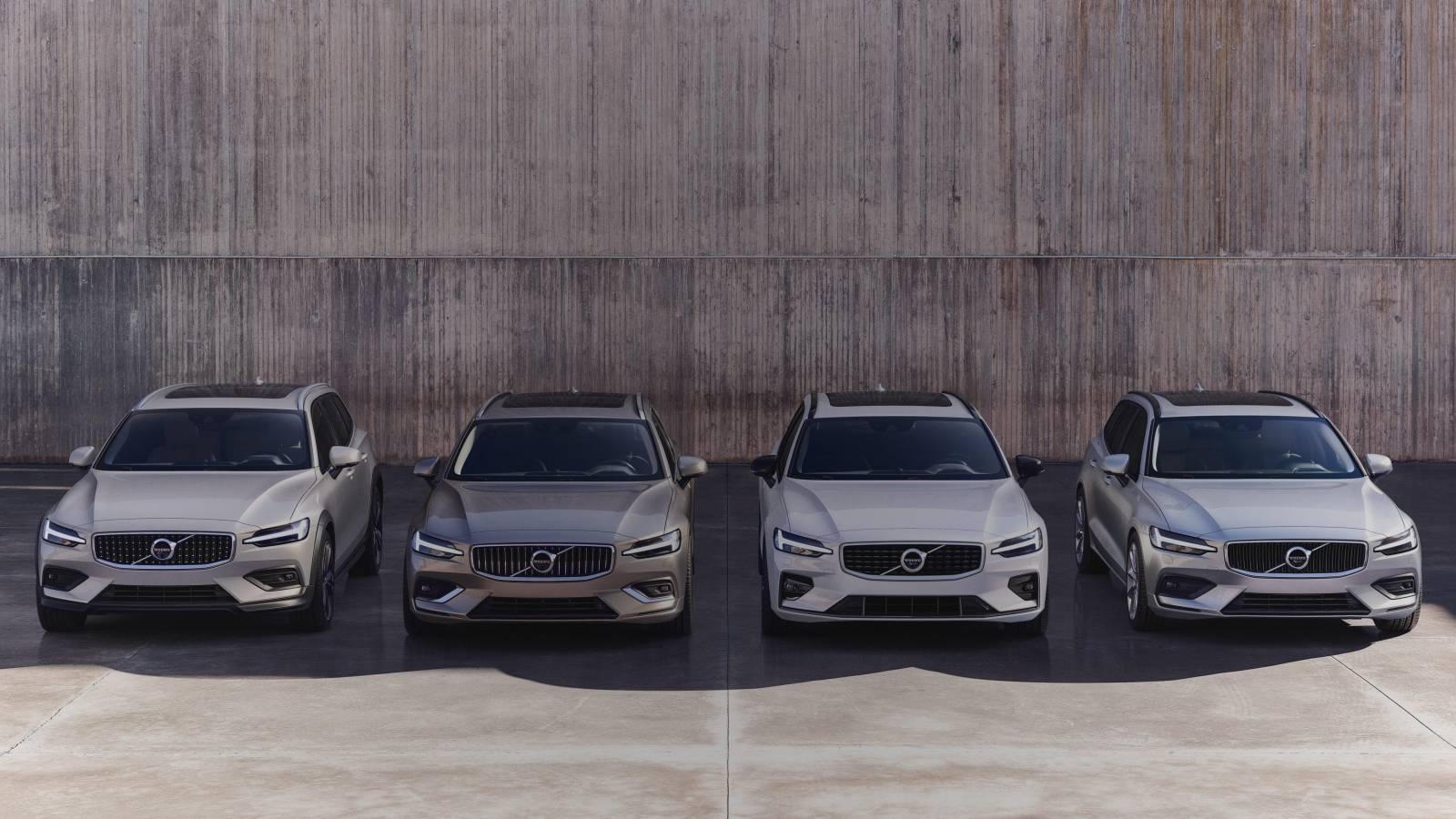 Skladové a ojeté vozy Volvo